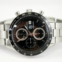 TAG Heuer CV2010 Steel 2008 Carrera Calibre 16 41mm pre-owned United States of America, Massachusetts, West Boylston