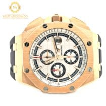 Audemars Piguet Royal Oak Offshore Chronograph 26408OR.OO.A010CA.01 2017 подержанные