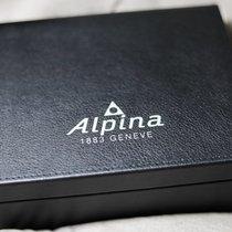 阿尔宾娜 钢 45mm 石英 AL-283LNO5NAQ6 全新