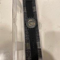 Swatch Plastique 42mm Remontage automatique SUTZ406 nouveau