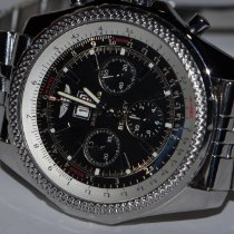 Breitling Bentley 6.75 Steel 49mm Black No numerals United States of America, New York, Greenvale