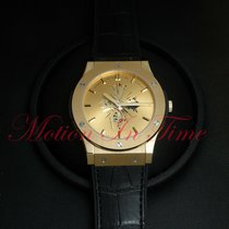 Hublot Classic Fusion Ultra-Thin 515.VX.4001.LR.SHC13 Unworn Yellow gold 45mm Manual winding