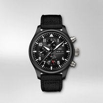 IWC Pilot Chronograph Top Gun IW389101 New Ceramic 44.5mm Automatic United States of America, New Jersey, Oradell