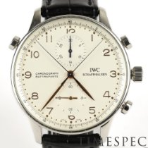 IWC Portuguese Chronograph IW371201 2002 pre-owned