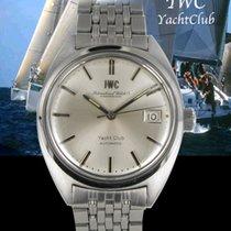 IWC Yacht Club Stahl