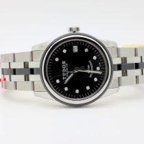 Tudor Glamour Date 53000 Ungetragen Stahl 31mm Automatik