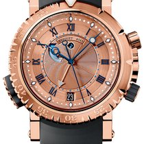 Breguet Rose gold 45mm Automatic Marine new United States of America, New York, Airmont