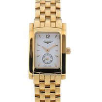 Longines DolceVita 25 Quartz Gold