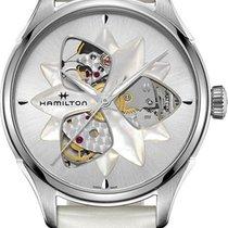 Hamilton Jazzmaser Lady H32115991 Damen Automatikuhr Offene...