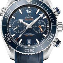 Omega Seamaster Planet Ocean Chronograph 215.33.46.51.03.001 2020 neu