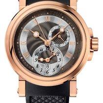 Breguet Marine GMT Rose Gold