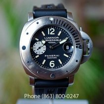 Panerai PAM 64 Submersible 1000 meter Special Ed LaBomba