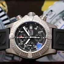 Breitling Super Avenger Ref. E 13360 - Titanio - Full Set