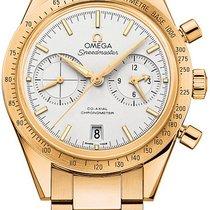 Omega Speedmaster '57 Or jaune 41.5mm Argent
