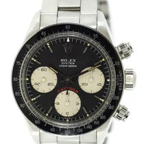 Rolex 6263 Steel 1982 Daytona 37mm pre-owned United States of America, New York, New York