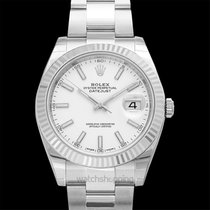 Rolex White gold Automatic 126334 new United States of America, California, San Mateo