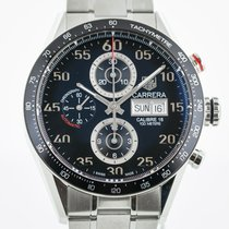 TAG Heuer Carrera Calibre 16, Ref CV2A10, Steel, Chrono,...