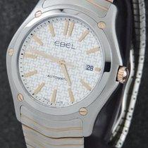 Ebel neu Automatik Zentralsekunde Originalzustand/Originalteile 41mm Gold/Stahl Saphirglas