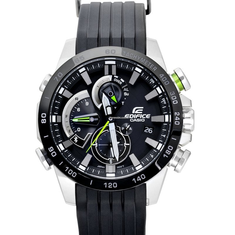 1791a5689 Casio Edifice EQB-800BR-1AJF - EQB-800BR-1AJF for $409 for sale from a  Trusted Seller on Chrono24