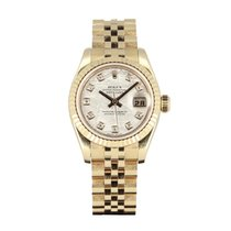 Rolex Or rose Remontage automatique 26mm occasion Lady-Datejust