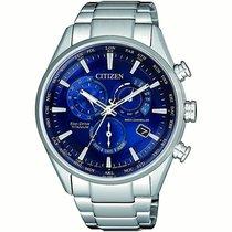 Citizen Promaster Sky CB5020-87L CITIZEN ELEGANCE Chrono Titanio Blu 44mm new