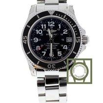 Breitling Chronomètre 36mm Remontage automatique 2019 nouveau Superocean II 36 Noir