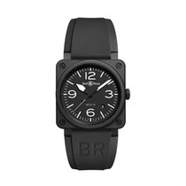 Bell & Ross 42mm Automatic new BR 03-92 Ceramic Black
