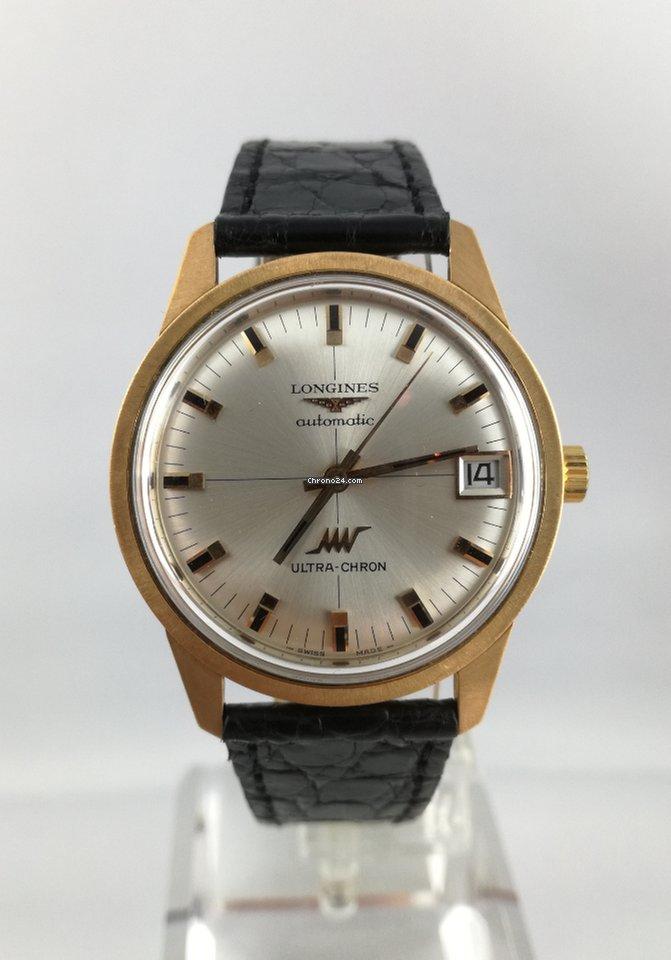 82df016a824 Comprar relógios Longines Ouro amarelo