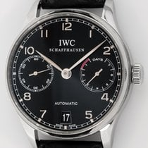 IWC IW500109 Steel 2011 Portuguese Automatic 42mm pre-owned United States of America, Texas, Austin