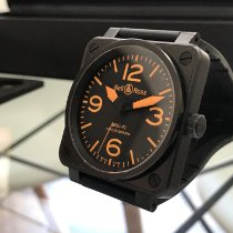 Bell & Ross BR 01-92 Steel 2007 BR 01-92 46mm pre-owned