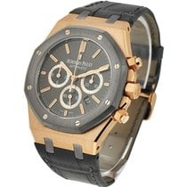 Audemars Piguet Royal Oak Chronograph 41mm Schwarz