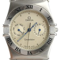 Omega Constellation Day-Date Steel