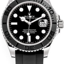 Rolex Yacht-Master 42 White gold 42mm Black United States of America, New York, Airmont
