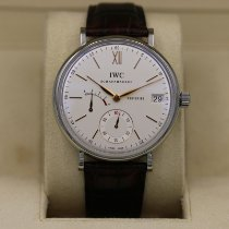 IWC Portofino Hand-Wound Steel 45mm White No numerals United States of America, Tennesse, Nashville