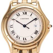 Cartier Cougar Gelbgold 33mm Deutschland, Berlin