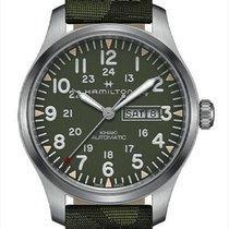 Hamilton Khaki Field Day Date H70535061 new