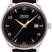 Union Glashütte Steel 40mm Automatic D012.407.16.057.01 new