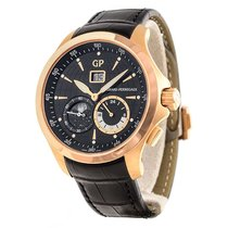 Girard Perregaux Traveller Or rose