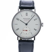 NOMOS Tangente Neomatik Steel 35mm Silver United States of America, Georgia, Atlanta