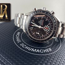 Omega Speedmaster Day Date new 2003 Automatic Chronograph Watch with original box and original papers 3529.50.00