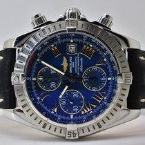 Breitling Chronomat Evolution Stahl 43,7mm Blau Römisch Deutschland, Iffezheim