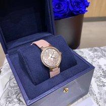 Louis Vuitton Rose gold 28mm Quartz LOUIS VUITTON Q1K001 TAMBOUR SLIM INFINI 28 pre-owned Australia, sydney