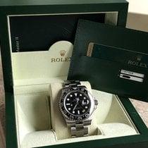 Rolex GMT-Master II 116710LN 2010 rabljen