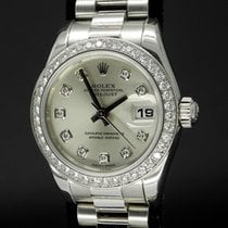 Rolex Lady-Datejust 179136 2002 occasion
