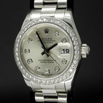 Rolex Lady-Datejust 179136 2002 occasion