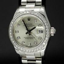 Rolex Lady-Datejust 179136 2002 подержанные