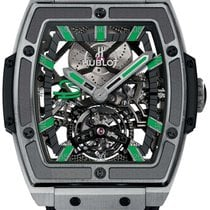 Hublot MP Collection Titanium Black United States of America, New York, Brooklyn