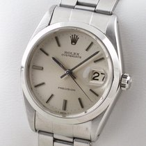 Rolex Oyster Precision Ocel 34mm