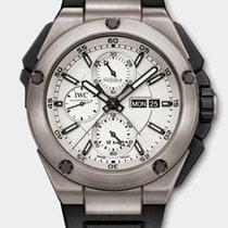 IWC Ingénieur Double Chronograph Titanio IW386501