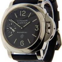 Panerai Luminor Marina Steel 44mm Black